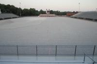 Jackson football field