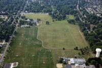 Kinney field walking paths