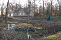 residential site work including septic