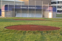 triway high school baseball field
