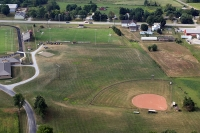 waynedale baseball and soccer fields by Orr construction