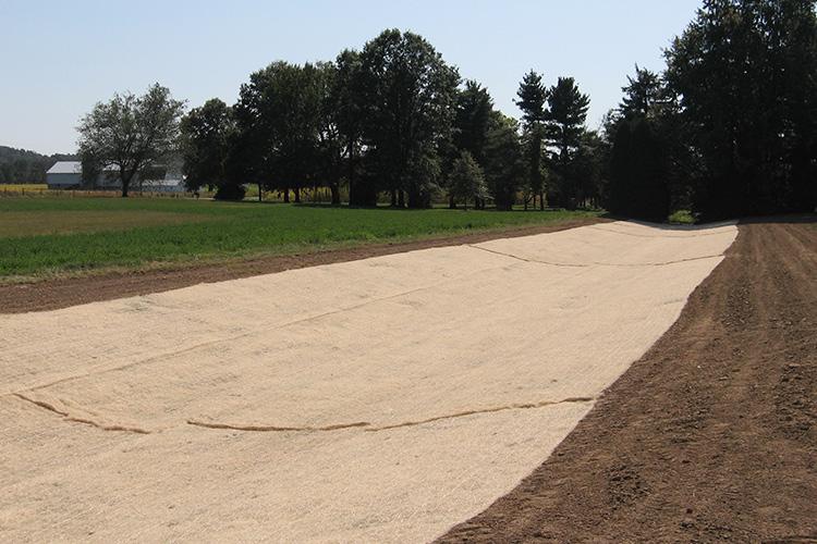 agricultural soil conservation management by Orr construction