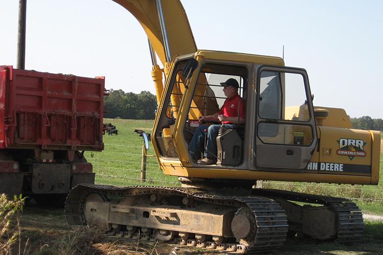 orr construction apple creek ohio