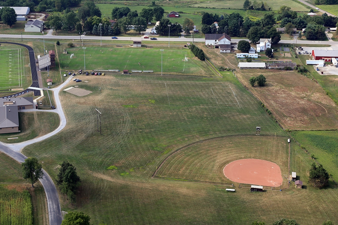 waynedale baseball and soccer fields