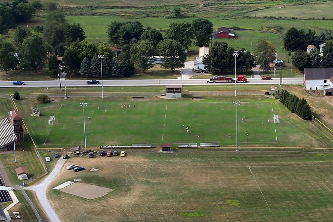waynedale soccer field by Orr construction